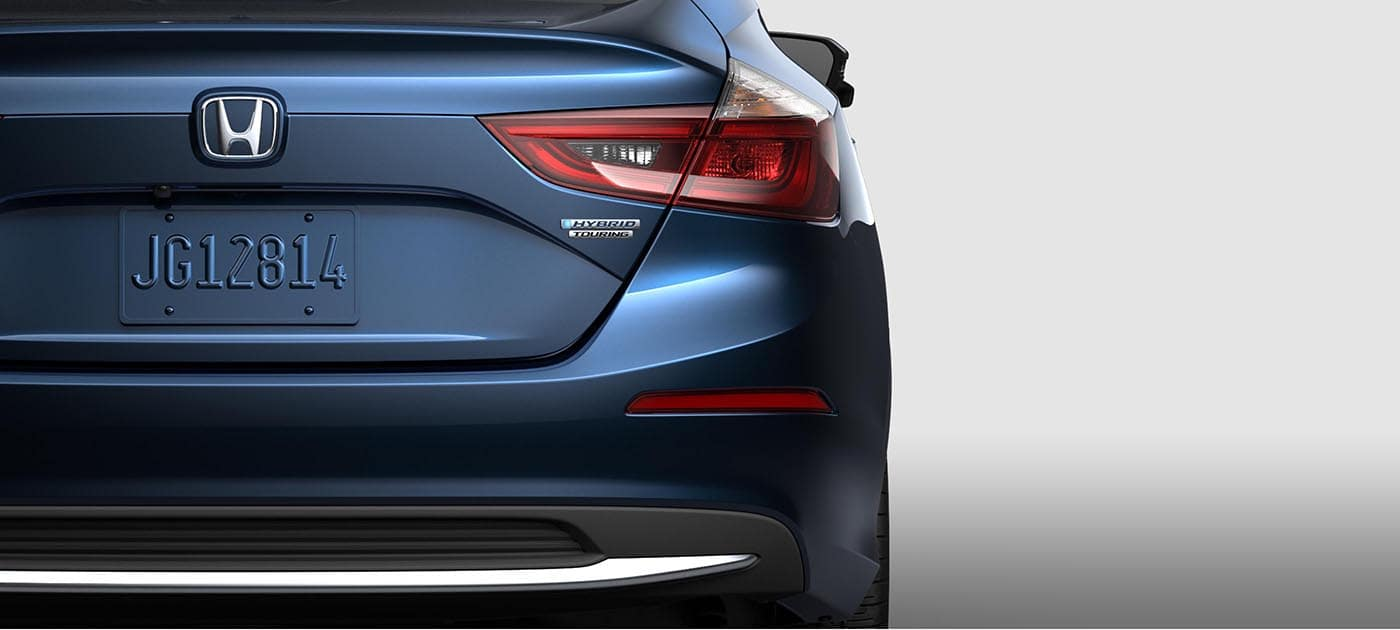 Honda Insight LED taillights and brake lights