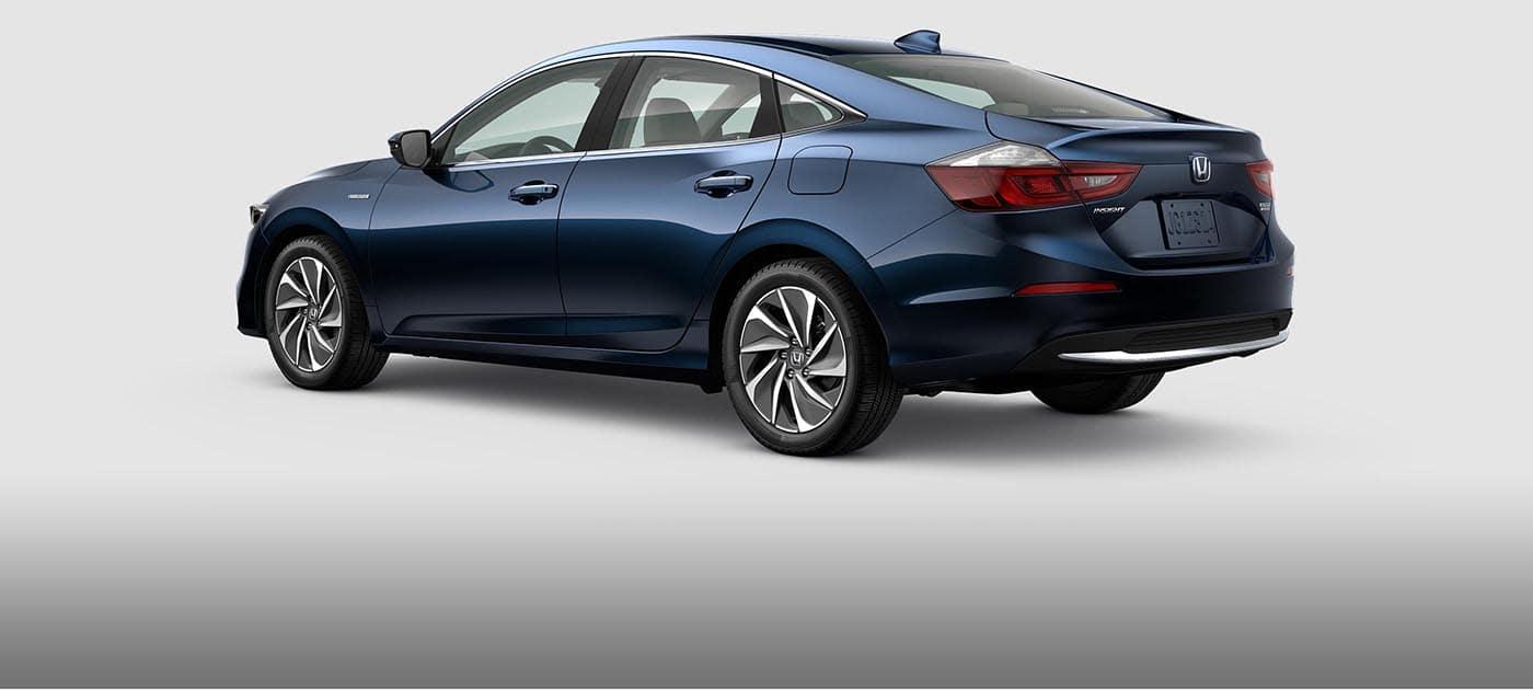 Honda Insight body shape