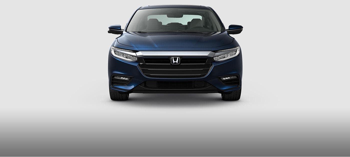 Honda Insight exterior stylings