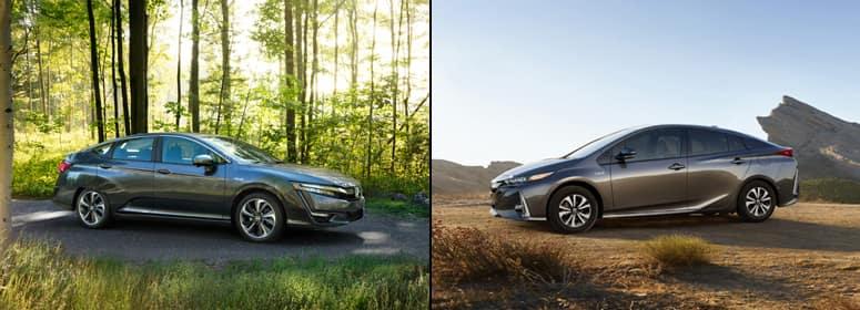 Clarity vs Prius