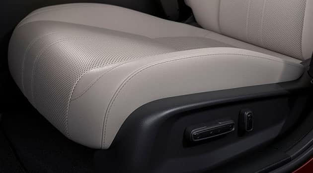 2020 Honda Insight Hybrid with heated front seats