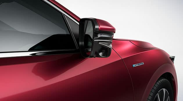 2020 Honda Insight with Honda LaneWatch