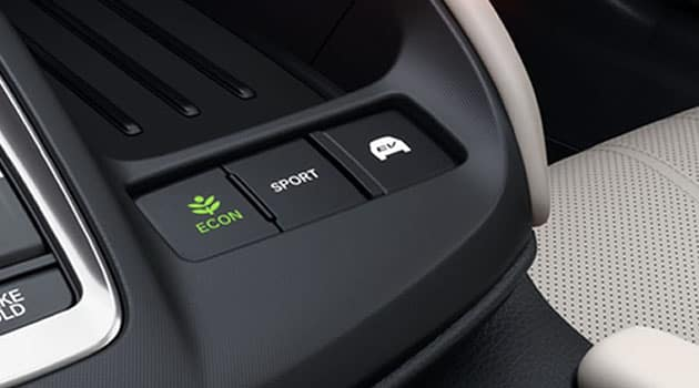 2019 Honda Insight with 3 Drive Modes