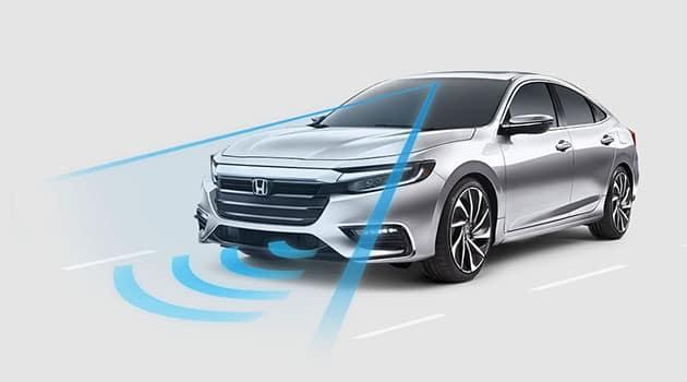 2019 Honda Insight Hybrid with Honda Sensing