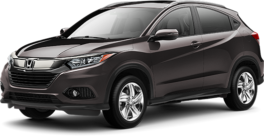 2020 Honda HR-V EX-L in Midnight Amethyst