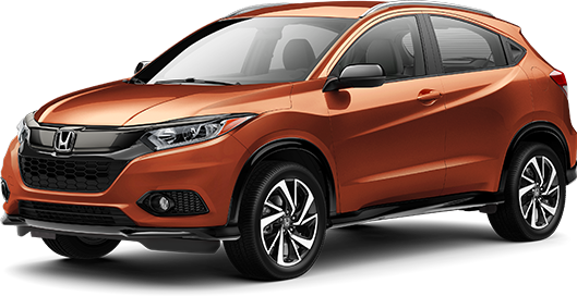2020 Honda HR-V EX in Orangeburst Metallic