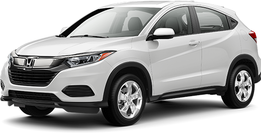 2020 Honda HR-V in Platinum White Pearl