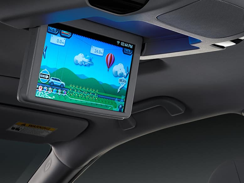 2019 Honda Pilot with Rear Entertainment System