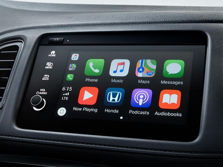2020 Honda HR-V with Apple CarPlay