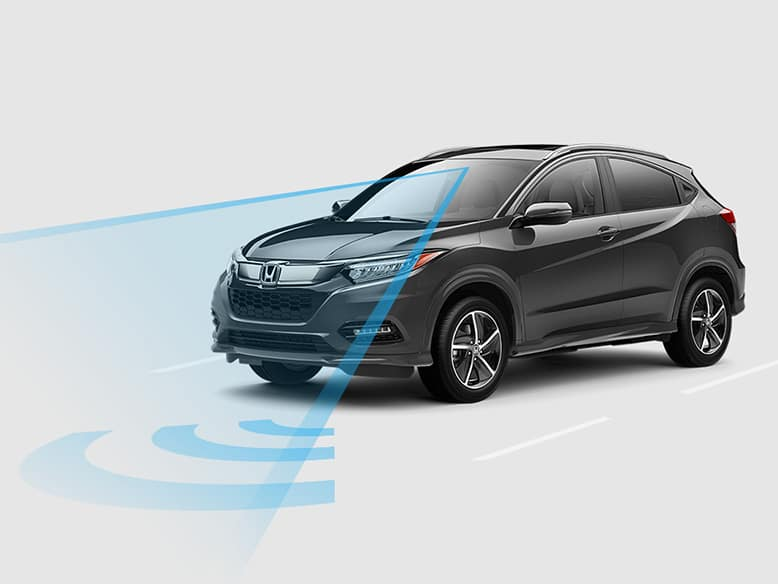 2020 Honda HR-V with Honda Sensing