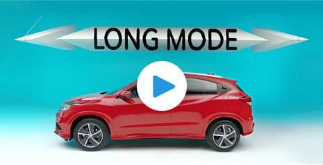 2019 Honda HR-V Versatility