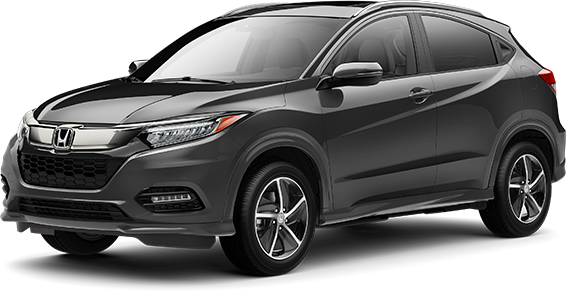 2020 Honda HR-V in Modern Steel Metallic