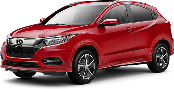 2020 Honda HR-V in Milano Red