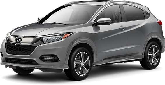 2020 Honda HR-V in Lunar Silver Metallic