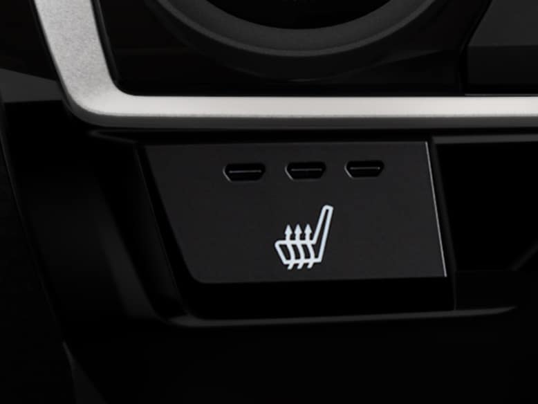 2019 Honda Civic heated seats