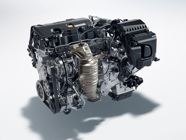 2019 Honda Civic 2.0L Engine