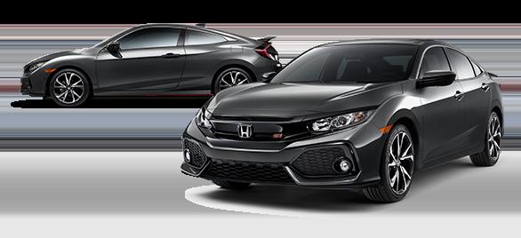 2019 Honda Civic Si Modern Steel Metallic