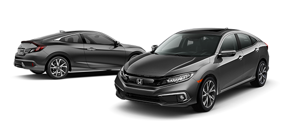 2019 Honda Civic Modern Steel Metallic
