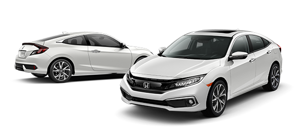 2019 Honda Civic Platinum White Pearl