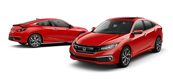 201 Honda Civic Rallye Red