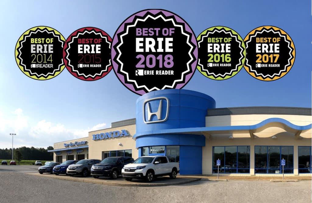 2018 Best of Erie