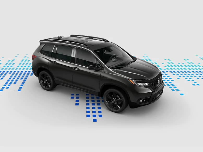 2020 Honda Passport with Premium Audio system