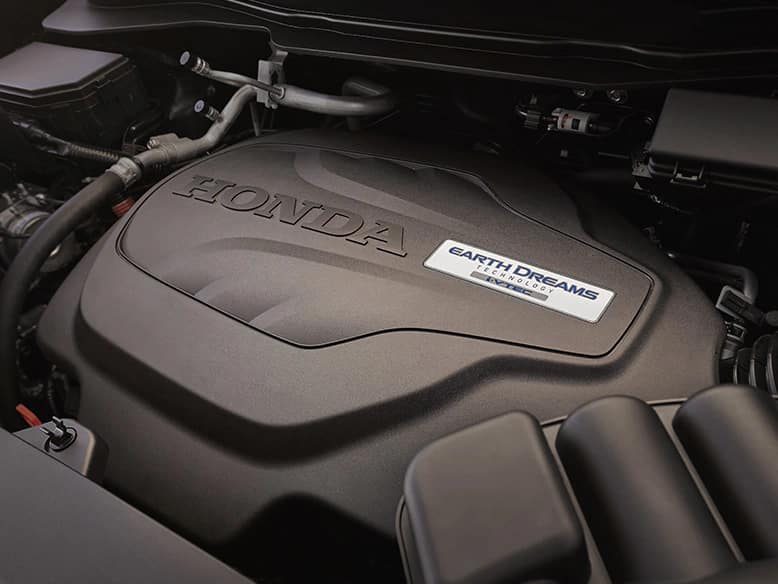 2020 Honda Passport 3.5 Liter V-6 Engine