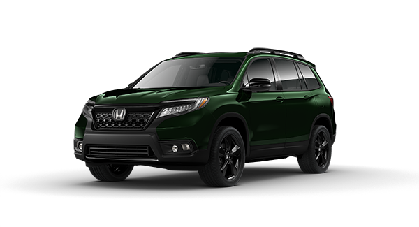 2020 Honda Pilot in Black Forest Pearl