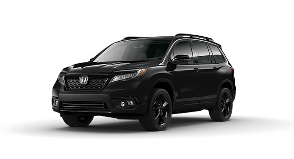 2020 Honda Passport in Crystal Black Pearl