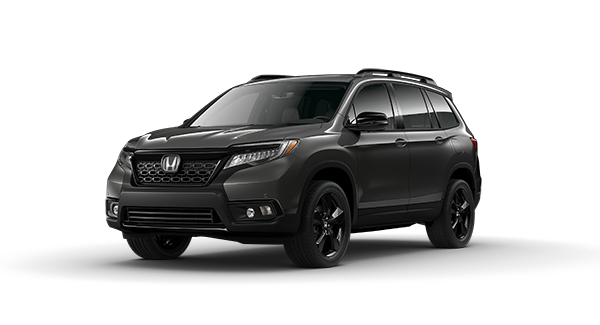 2020 Honda Passport in Modern Steel Metallic