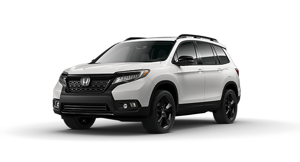 2020 Honda Passport in Platinum White Pearl
