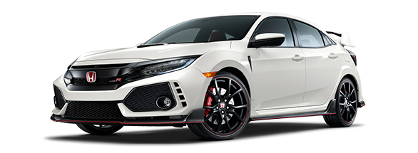 2019 Honda Civic Type R Championship White