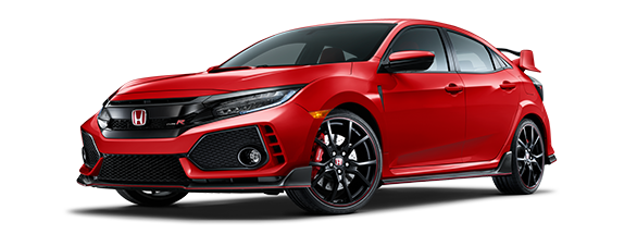 2018 Honda Civic Type R Rallye Red