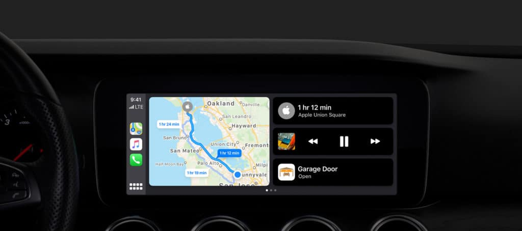 Apple CarPlay Gets Major Update for Fall 2019 with iOS 13