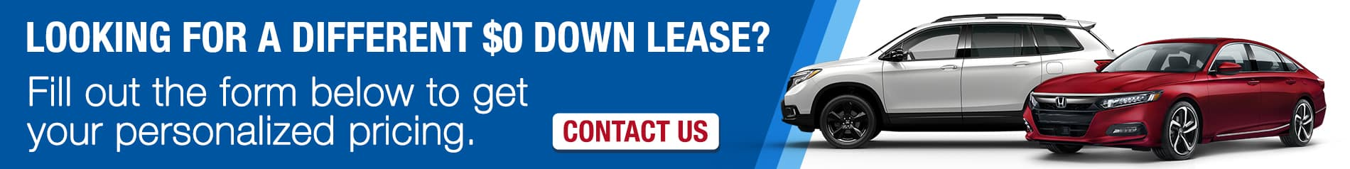 No Money Down Lease