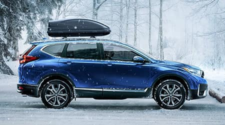 2020 CR-V real time all wheel drive