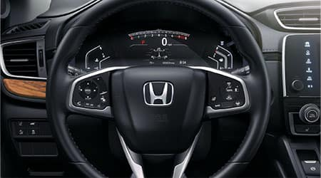 2020 Honda CR-V heated steering wheel