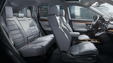 2020 Honda CR-V Leather Trimmed Interior