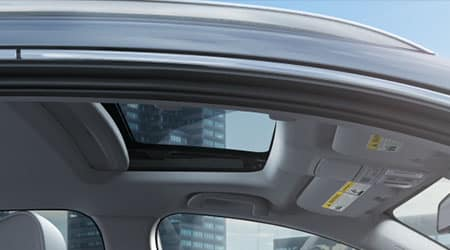 2020 Honda CR-V power moonroof