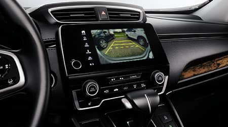 2020 Honda CR-V multiangle rearview camera