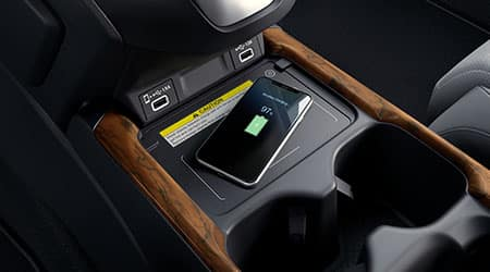 2020 Honda CR-V Wireless Phone Charger