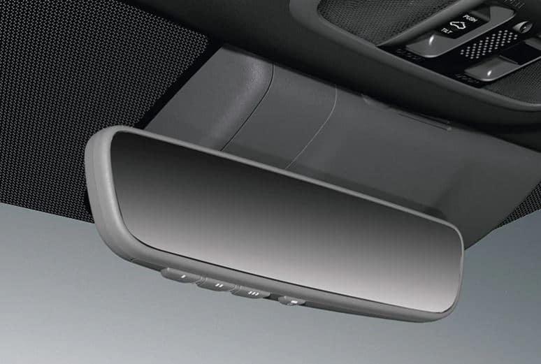 2020 Honda Civic Hatchback with HomeLink remote system