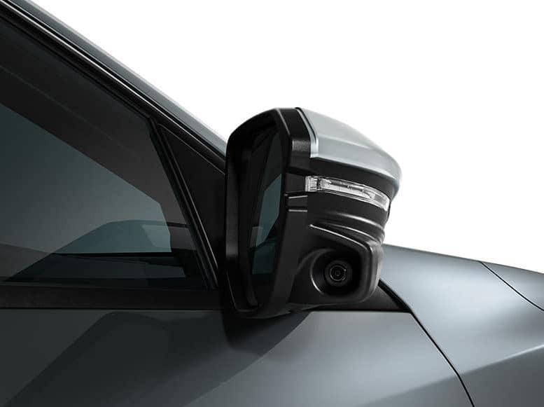 2020 Honda Civic Hatchback with Honda LaneWatch