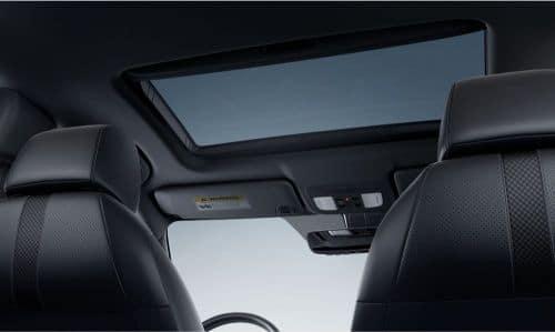 2020 Honda Civic Hatchback with Power Moonroof