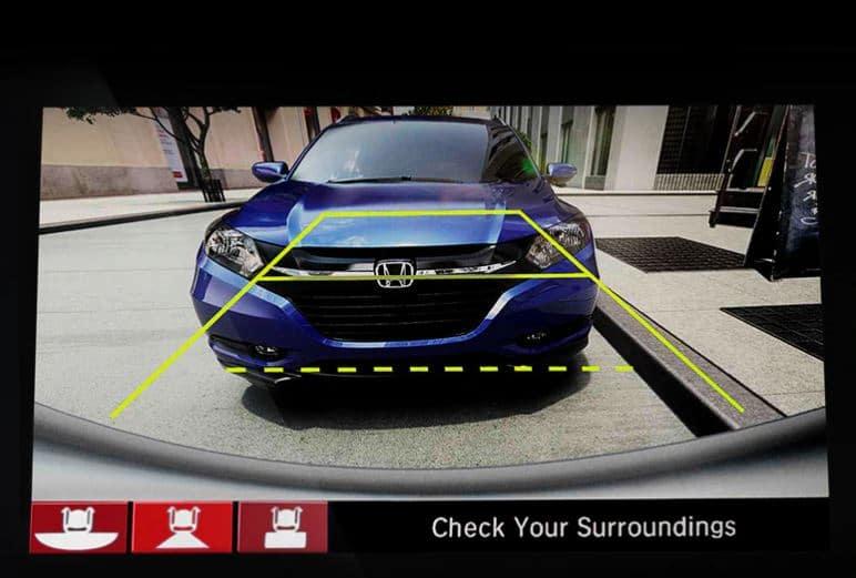 2020 Honda Civic Multi-Angle Rearview Camera