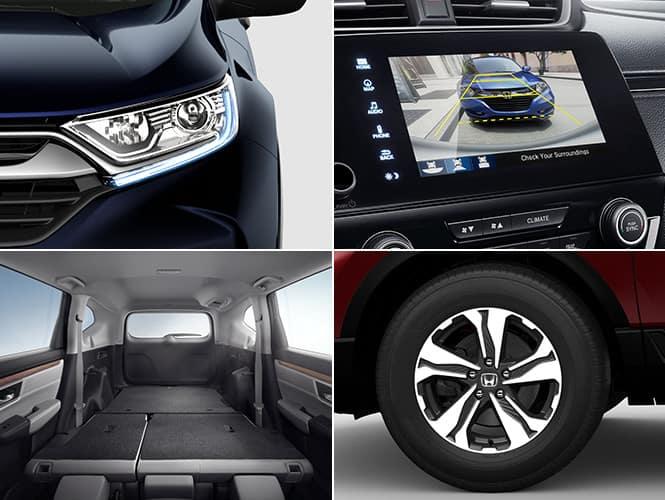 2019 Honda CR-V LX features
