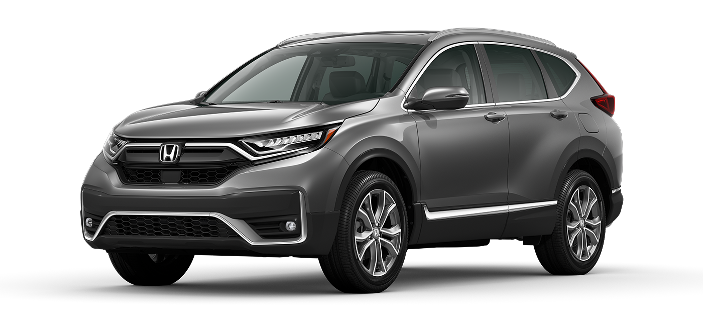 2020 Honda CR-V Modern Steel Metallic