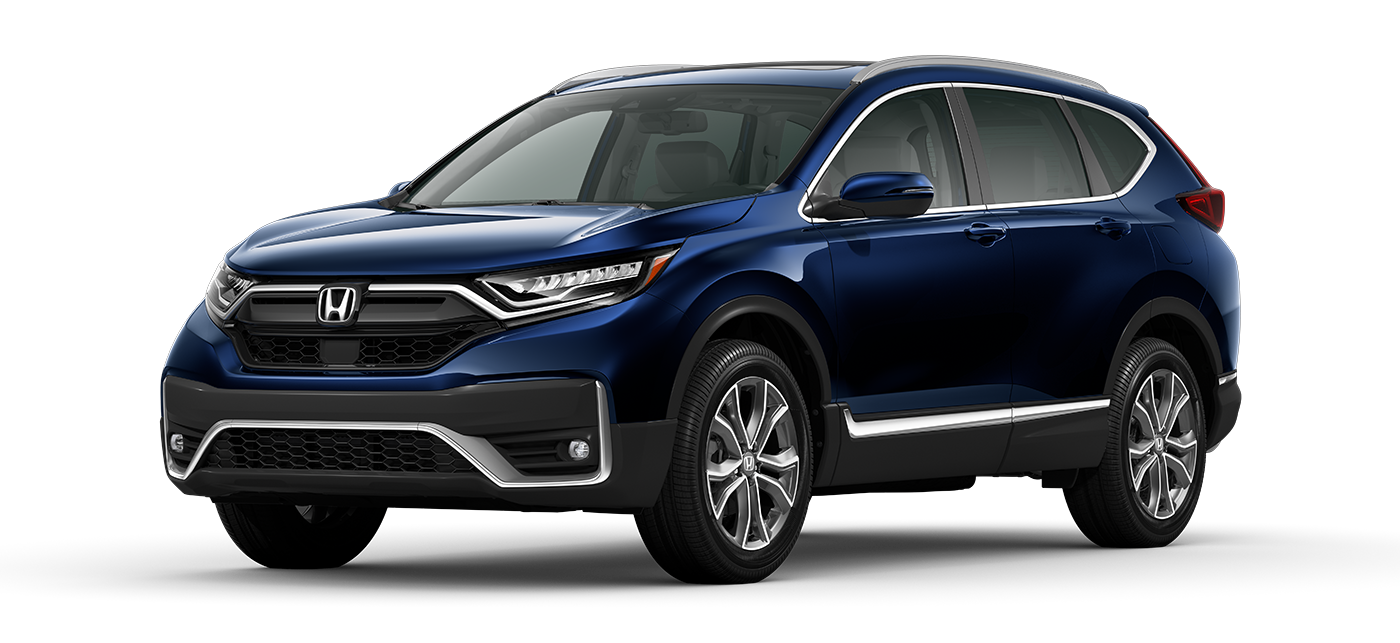 2020 Honda CR-V Obsidian Blue Pearl