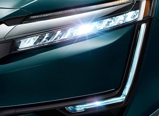 2020 Honda Clarity Plug-In Hybrid Front LED Headlights