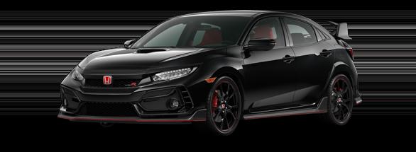 2020 Honda Civic Type R Crystal Black Pearl